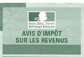 Impôt sur le revenu 2013 duplicata